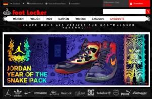 foot locker (Custom)