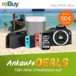 reBuy Gutschein Deals