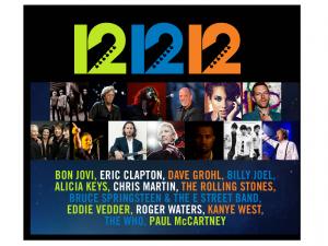 """Benefiz Konzert """"12.12.12. – The Concert for Sandy Relief"""" kostenlos bei Sky"""