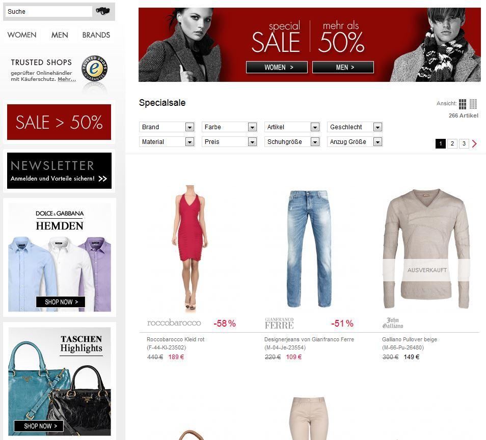 Fashionesta Screenshot