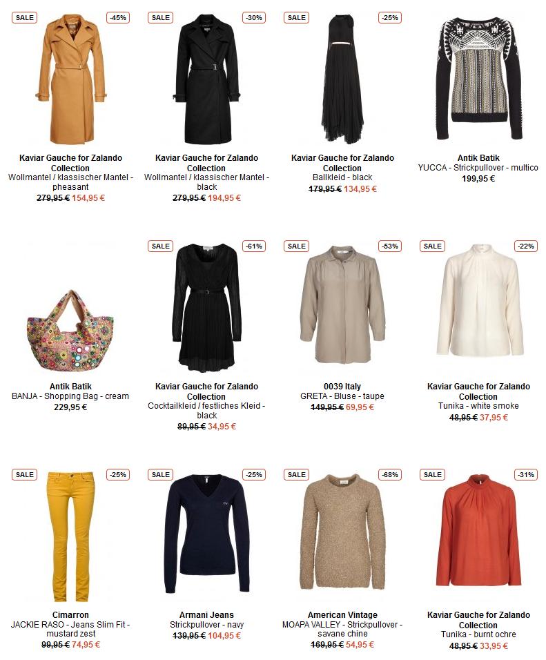 Bis zu 70 Prozent Rabatt: Designer Mode Sale bei Zalando | Unideal.de