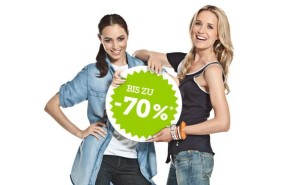 brands4friends 70 Prozent Rabatt