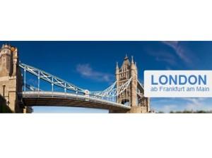 Fluege.de Städtereise: Für 38 Euro nach London fliegen