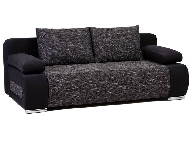 schlafsofa mit bettkasten f r 249 99 euro im otto happy. Black Bedroom Furniture Sets. Home Design Ideas