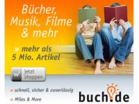 buch.de Jubiläum Gutschein