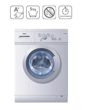 Haier HW50-1002 Waschmaschine Details