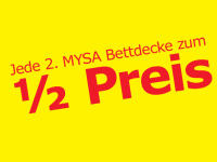 Ikea Aktion Zusammen Günstiger Mysa Bettdecken Ausgewählte
