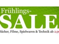 Frühlings Sale bei Hugendubel – günstige Lektüre Leckerbissen