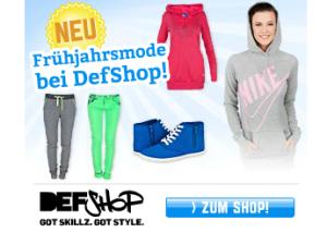 Defshop 4-für-3 Sale Aktion am 22. + 23. Mai 2013
