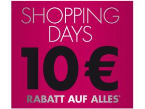10 Euro Schuhe Rabatt: Görtz Shopping Days bis 2. Juni 2013