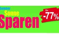 77 Prozent Rabatt im Sommer Sale auf Bücher, Deko und Spielzeug