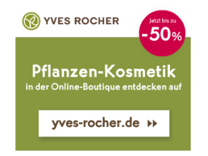 Yves Rocher White Night am 21. Juni 2013: Erstes Produkt gratis erhalten