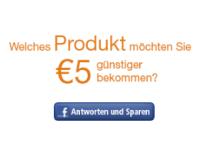 5 Euro Amazon Gutschein bis 31. Juli 2014 dank Konto-Verknüpfung