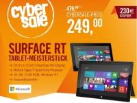 Cyberport Angebot: Microsoft Surface RT für nur 249 €