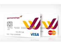 Germanwings Kreditkarten Classic inklusive 66 Euro Fluggutschein bis 19. August 2013