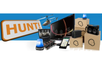 iBOOD Hunt – Online Restposten Sale am 10. und 11. Juli 2013