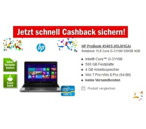 Bis 31.08. bei Redcoon: 30 Euro Casbhack oder Zubehör beim Kauf von HP-Geräten
