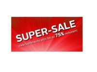 Super-Sale im OTTO Onlineshop: Rabatte um bis zu 75 Prozent