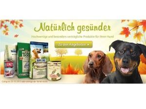 Zooplus: Naturfutter und Zubehör für Hund und Katz im Angebot