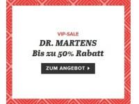 Sarenza startet VIP-Sale: 50 Prozent auf Trend-Boots von Dr.Martens