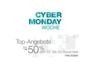 Cyber Monday Woche bei Amazon: Blitzangebote im Stundentakt