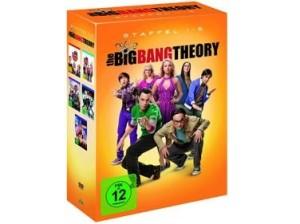 Real.de: Big Bang Theory Staffel 1-5 für nur 29,95 Euro