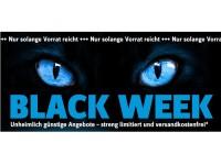 Black Week bei Conrad: Technik mit einmaligen Rabatten