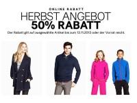 H&M: 50 Prozent Herbstrabatt auf ausgewählte Artikel