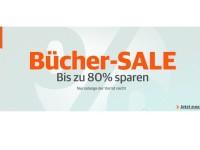Bei Buch.de gibt bis zu 80 % Rabatt auf Bücher