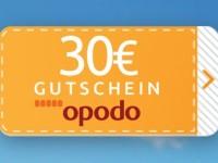Opodo: 30 € Gutschein auf die nächste Flugbuchung