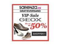 Geox-Sale bei Sarenza: Markenschuhe bis zu 50 Prozent günstiger