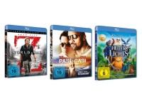 Amazon Filmdeal: 4 Blu-rays für 30 €