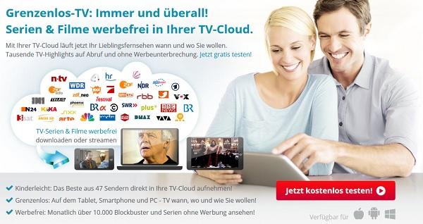 Angebot von Save.TV