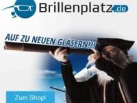 BrillenPlatz.de: Satte Rabatte auf diverse Brillen