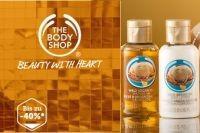 brands4friends.de: Bis zu 40 Prozent Rabatt auf The Body Shop Artikel