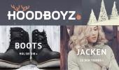 30 Euro Cyber Week Rabatt auf Mode und Schuhe bei Hoodboyz