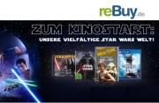12 Prozent Rabatt auf Bücher, Videospiele, Filme oder Musik bei reBuy.de