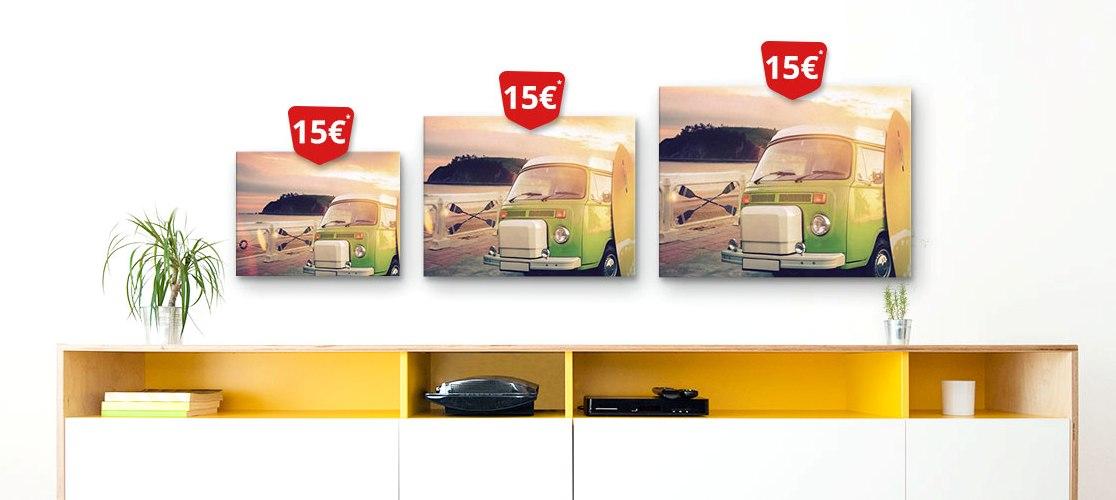 bis zu 75 rabatt auf leinw nde. Black Bedroom Furniture Sets. Home Design Ideas