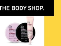 The Body Shop Kaufe 2 und spare 50 Prozent beim 2ten Gesichtspflegeprodukt