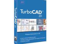 TurboCAD V.17 2D Vollversion zum Gratis-Download
