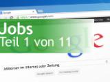 Tipps für die Jobsuche im Internet