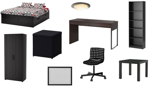 stunning zimmer g nstig einrichten gallery. Black Bedroom Furniture Sets. Home Design Ideas