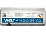 Welt am Sonntag Probe-Abo und 30 Euro Amazon Gutschein abstauben