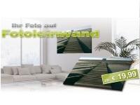 Posterinxl.de: 20% Rabatt auf Fotoleinwände