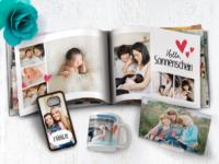 Snapfish Frühlings-Gutschein: 40 Prozent Rabatt auf alle Fotoprodukte