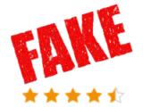 Testimonials – Wie Fake Bewertungen uns in die Irre führen