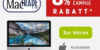 Mactrade: 8 Prozent Studentenrabatt beim Kauf eines MacBooks oder iMacs Gutscheine