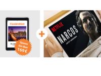 6 Monate Handelsblatt Digital Abo für 99,99 Euro + 6 Monate Netflix gratis