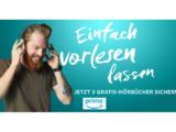 Amazon Prime: Audible Abo 3 Monate gratis zum Testen