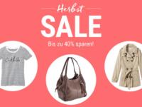 Tchibo Herbst Sale: Bis zu 40 Prozent Rabatt auf Mode & mehr